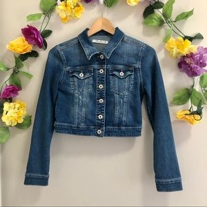 MAVI Jeans Co - Cropped/ Short Jean Denim Jacket